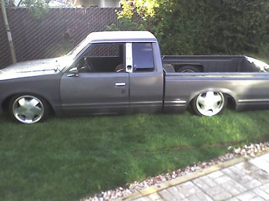 Slammed Mini Truck For Sale