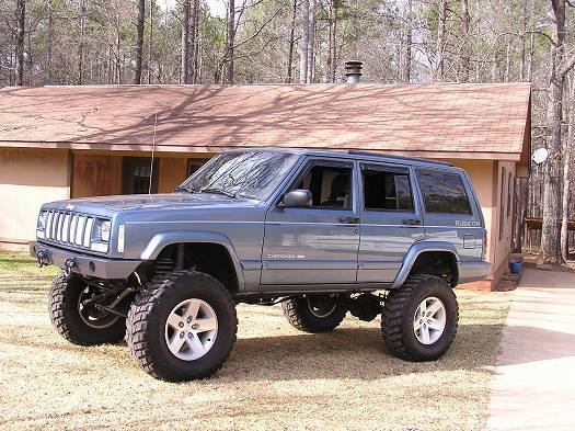 99 xj for sale with 7 5