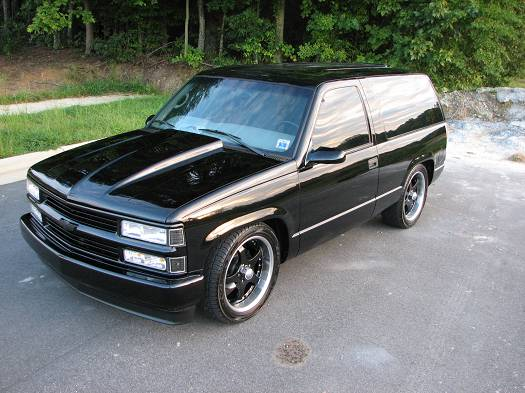 1999 Chevrolet Tahoe 2 Door 2wd Custom Lowered Ls1tech