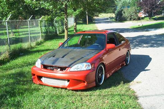 1999 honda civic si b20 vtec turbo hondaswap. Black Bedroom Furniture Sets. Home Design Ideas