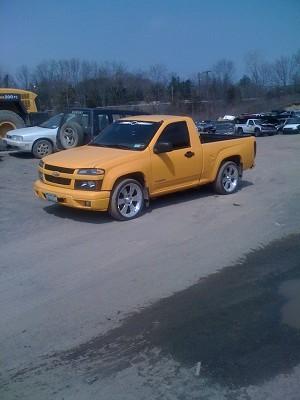 Image 1 of 2004 Chevrolet colorado…