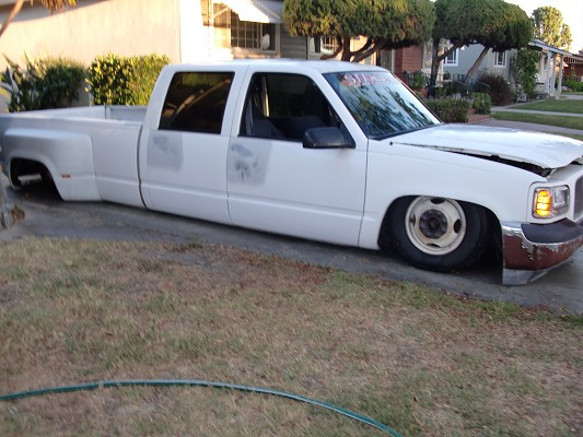 1996 Chevrolet dually
