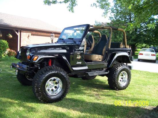 """Jeep Wrangler For Sale In Sc >> FS/FT: 99 Wrangler, 7"""" lift - LS1TECH - Camaro and Firebird Forum Discussion"""