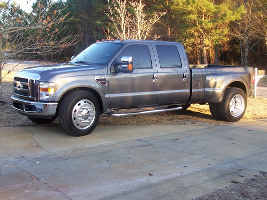 2008 Ford F350 SUPERDUTY