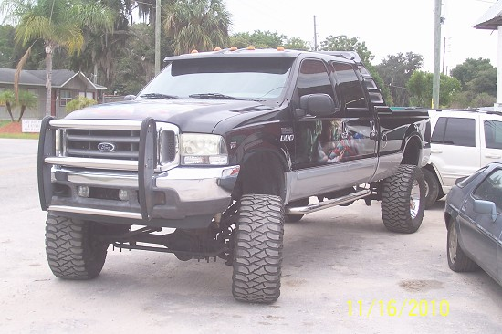 2001 Ford F-250 Superduty