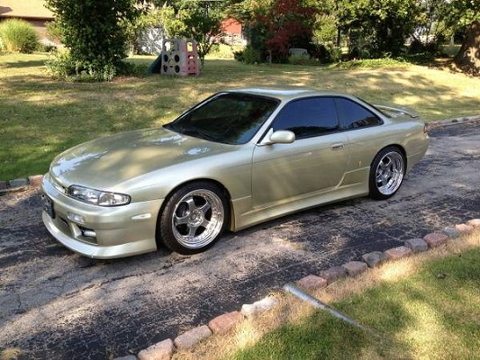 1995 nissan 240sx se brown 1995 nissan 240sx car for sale in ottumwa ia 4261078968 used. Black Bedroom Furniture Sets. Home Design Ideas