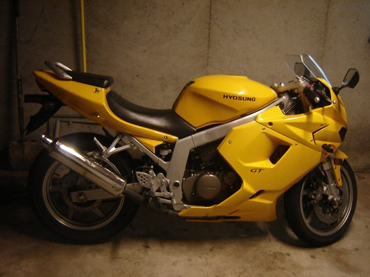 2007 Hyosung GT250R