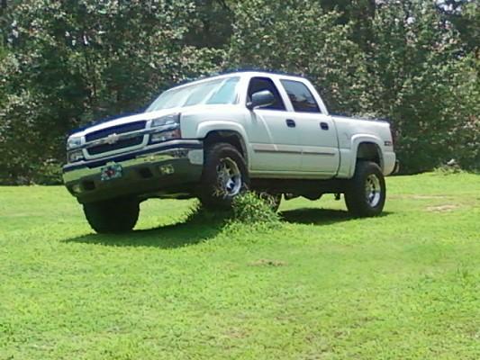 2005 Chevrolet z71