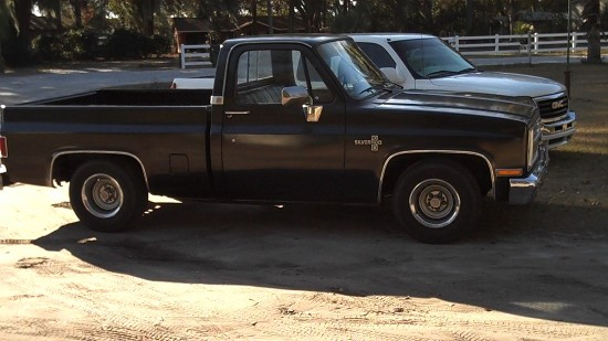81 to86 chevy C 10 trucks for sale