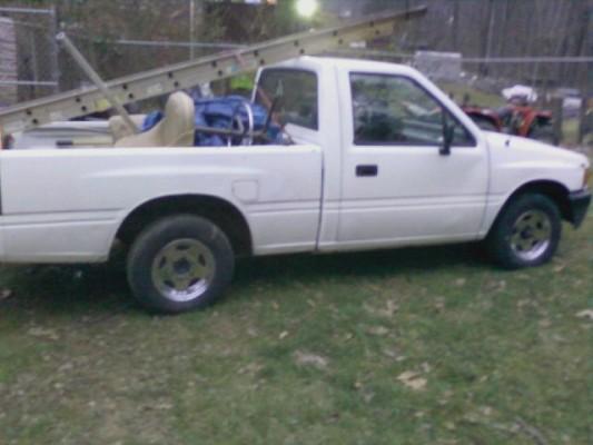 1990 isuzu pickup