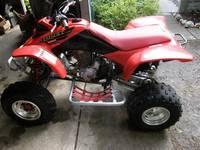 2000 Honda 400ex
