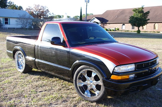 1994 GMC chevy 500hp sonoma s10 355cu in eng