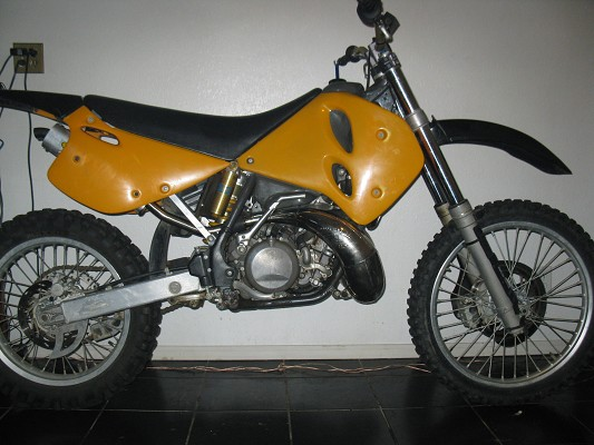 1997 KTM 360sx