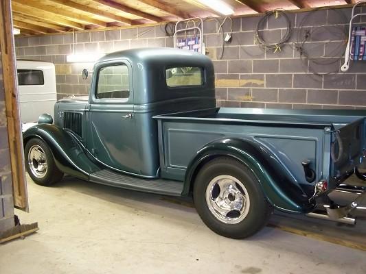 1936 Ford pickup sale craigslist
