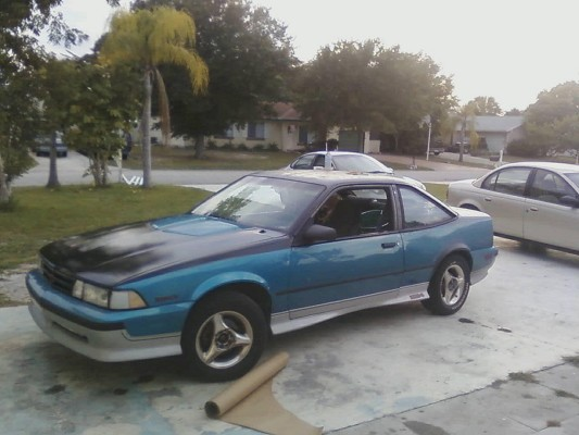 Mautofied Cars For Sale >> 1989 Chevrolet caviler z24 - Port Saint Lucie | Used Cars For Sale