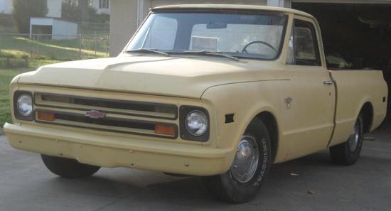 1968 Chevrolet C/10