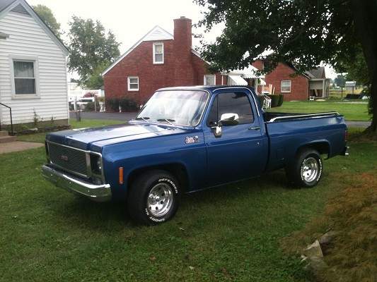 1980 gmc c 15 blue 1980 gmc truck in owensboro ky 4096014521 used cars on oodle marketplace. Black Bedroom Furniture Sets. Home Design Ideas
