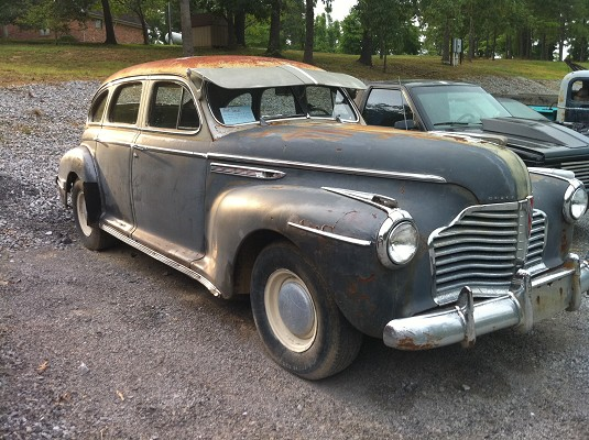 1941 Buick Speical