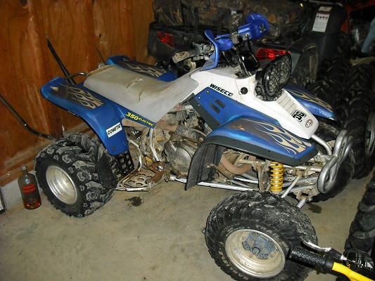 q3 1997 yamaha 350 warrior