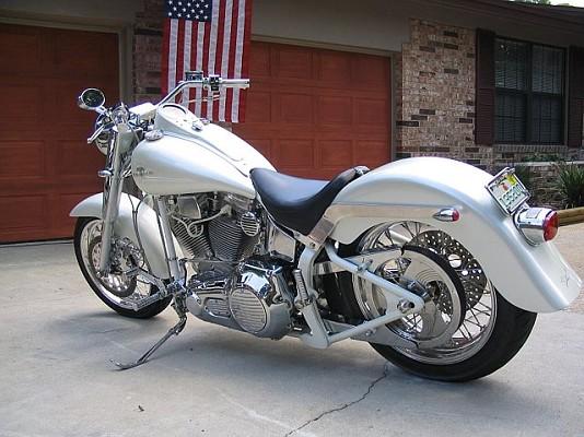 Used 1998 Titan Roadrunner