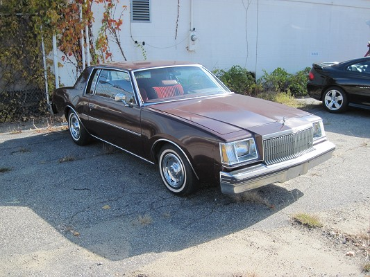 1979 buick regal ansonia used cars for sale. Black Bedroom Furniture Sets. Home Design Ideas