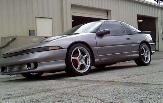 1991 Eagle Talon TSI AWD. 4500 usd. 8500 miles - Hatchback