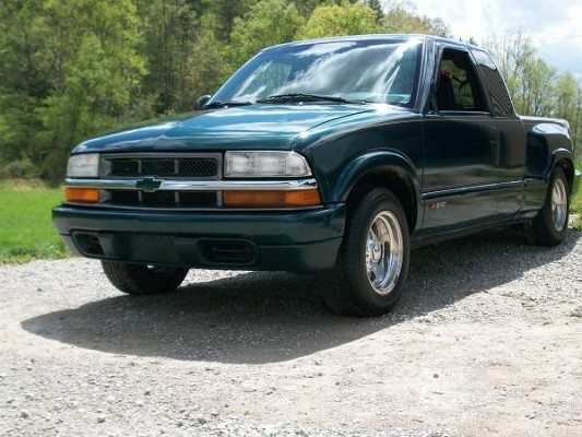 1998 Chevrolet LS s10