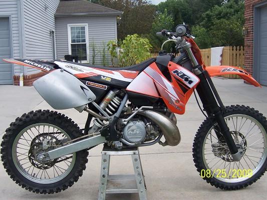 1999 KTM Exc 250