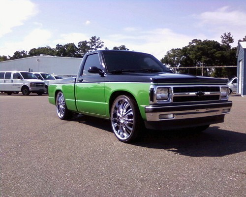 Orange S10 Cheap Used Cars For Sale By Owner