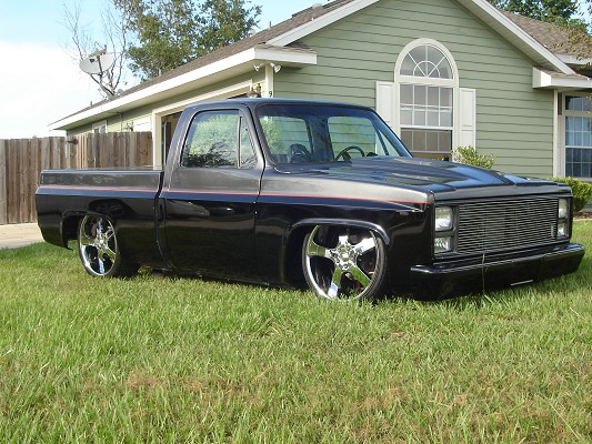 used 1986 chevrolet c10 for sale gainesville used cars for sale. Black Bedroom Furniture Sets. Home Design Ideas