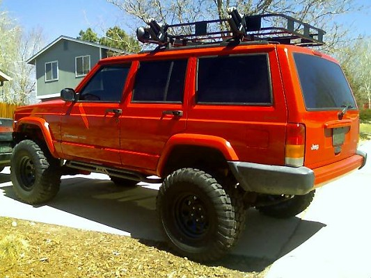 Used 1999 Jeep Cherokee For Sale Colorado Springs Used