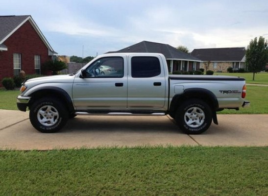 toyota tacomas for sale in hattiesburg ms used on oodle autos post. Black Bedroom Furniture Sets. Home Design Ideas