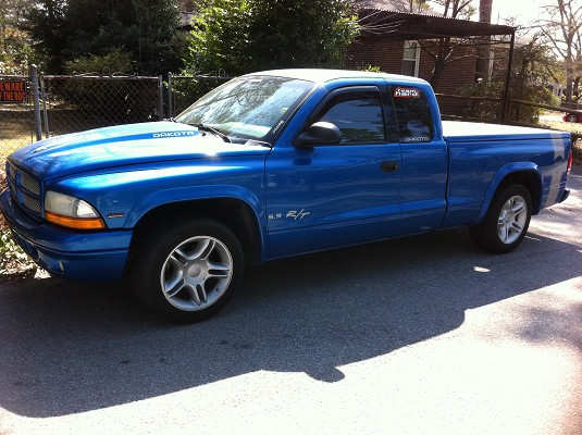 2000 dodge dakota r t cayce cheap used cars for sale. Black Bedroom Furniture Sets. Home Design Ideas