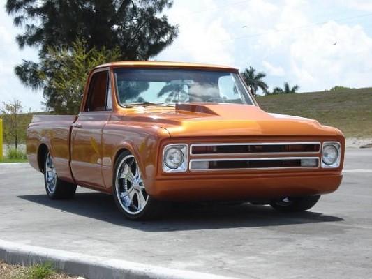 Imagen de Chevrolet C10 8 Cylinders