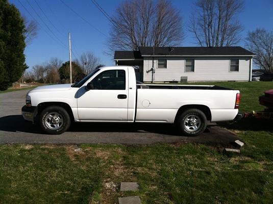 2002 chevrolet 1500 white 2002 chevrolet 1500 model for Somerset motors somerset ky
