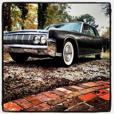 1964 lincoln continental black 1964 lincoln continental classic car in meri. Black Bedroom Furniture Sets. Home Design Ideas