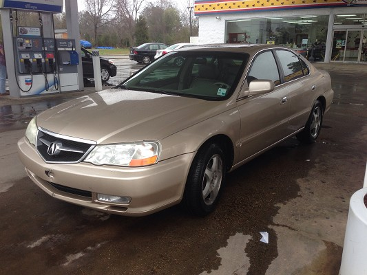 2003 acura tl tan 2003 acura tl car for sale in hattiesburg ms 4122561457 used cars on. Black Bedroom Furniture Sets. Home Design Ideas