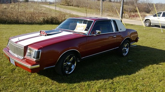1978 buick regal red 1978 buick regal classic car in muskego wi 4289050662 used cars on. Black Bedroom Furniture Sets. Home Design Ideas