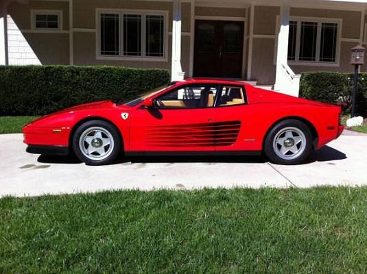 1988 ferrari testarossa red 1988 ferrari testarossa car for sale in bahama nc 3947651455. Black Bedroom Furniture Sets. Home Design Ideas