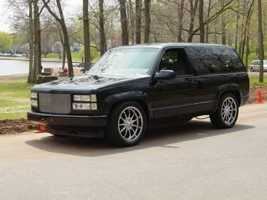 1995 GMC YUKON GT $9,000 Or best offer - 100015769 ...