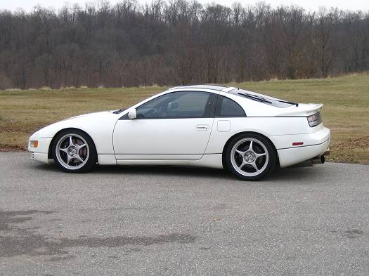 1991 Nissan 300zx Twin Turbo 400hp 10 900 100017521