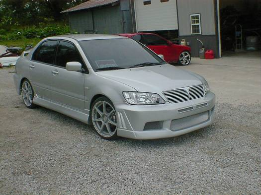 2003 Mitsubishi Lancer OZ Rally $10,500   100017576 | Custom Import  Classifieds | Import Sales