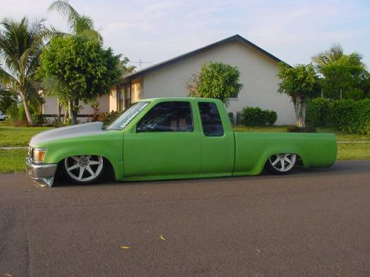 1991 Toyota Bagged B D Reduced 8 500 Possible Trade 100017642 Custom Mini Truck Classifieds S