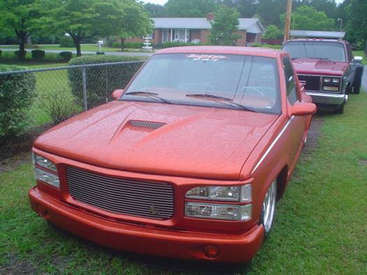 1995 gmc truck grill