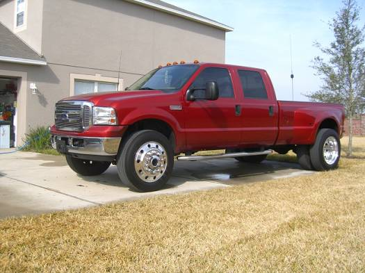 2001 Ford F350 Dually 28 000 Firm 100023071 Custom Full Size