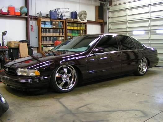 1996 Chevrolet Impala Ss 14 500 Possible Trade