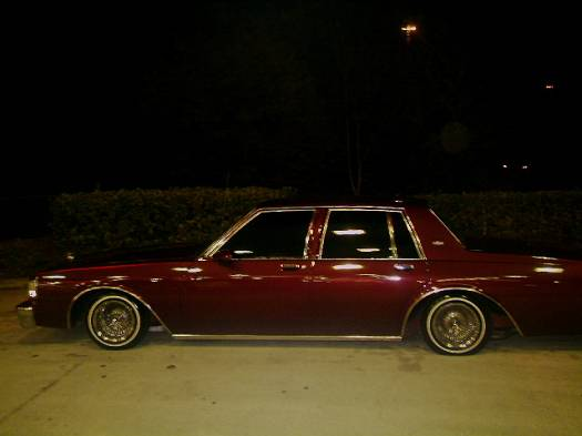 1988 Chevy Caprice $4,000 Possible trade - 100025277
