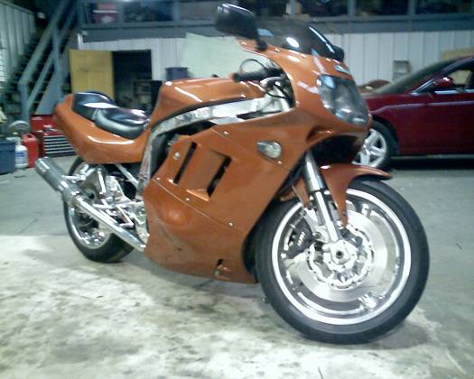 1992 Suzuki GSXR 750 $4,400 or best offer - 100025356 | Custom