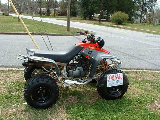 1996 yamaha 350 warrior 1 500 possible trade 100025974 custom pre runner classifieds pre. Black Bedroom Furniture Sets. Home Design Ideas