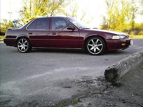 1992 Honda Accord EX 4500 Possible trade  100029698  Custom